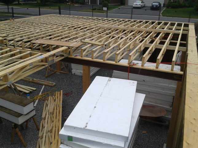 Open Web Engineered Joists